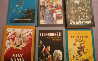 Svět knihy Praha 2019   Alejandro Jodorowsky