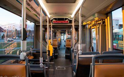 DPP testuje hybridní autobus Volvo