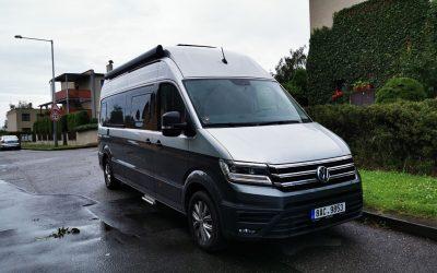 Volkswagen pro nezávislé cestovatele