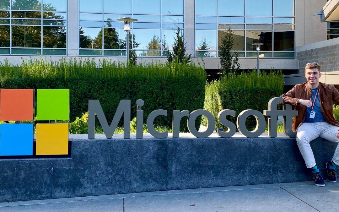 Příležitost, která se neodmítá: Nebojte se vystoupit z komfortní zóny, říká Vladimír Hruban z Microsoftu
